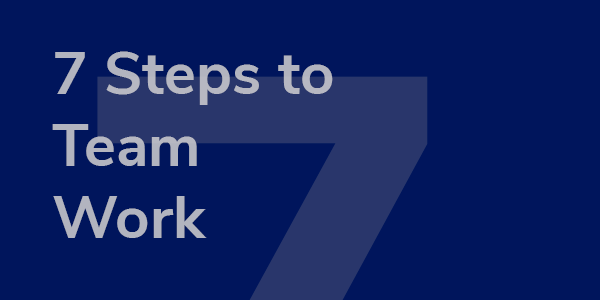 7-steps-to-team-work